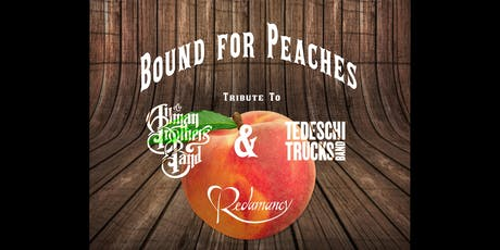 BOUND FOR PEACHES with BOULDER SOUND LAB, REDAMANCY tickets
