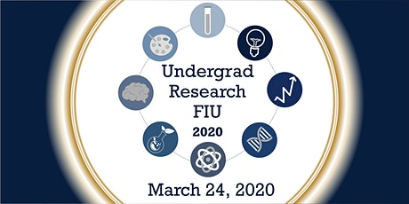 2020 UndergradResearch FIU tickets