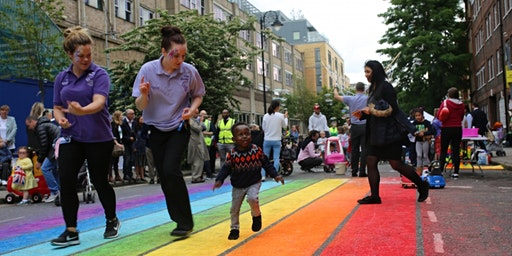 Car Free Day 2020 update on progress towards 600 Play Streets; 200 School Streets & new walking high streets