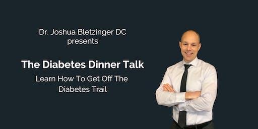December - The Diabetes Shift - Type 2 Diabetes Dinner Event