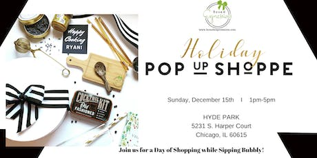 Holiday Pop-Up Shoppe tickets
