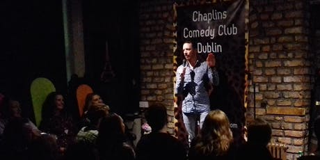 Chaplins Comedy Club tickets