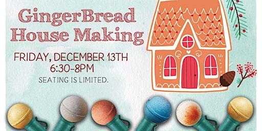 Ginger Bread Making