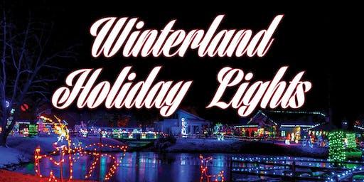 USO Kids: Springfield Winterland Holiday Zoo Lights