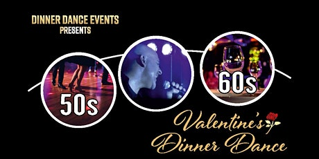 Valentine's Dinner Dance - The Brackenborough Hotel Louth tickets