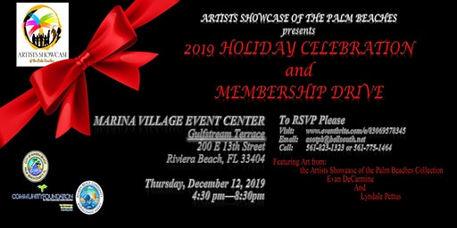 Artists Showcase of the Palm Beaches Holiday Celebration