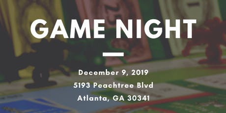 FREE Fun Game Night With Admire Your Beauty Team tickets