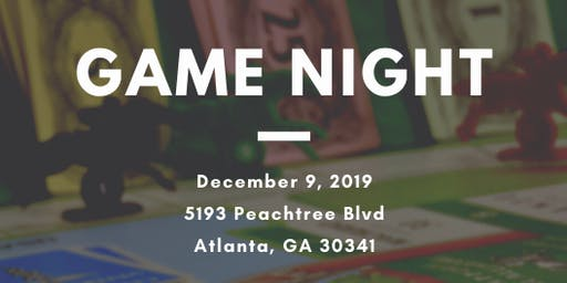 FREE Fun Game Night With Admire Your Beauty Team