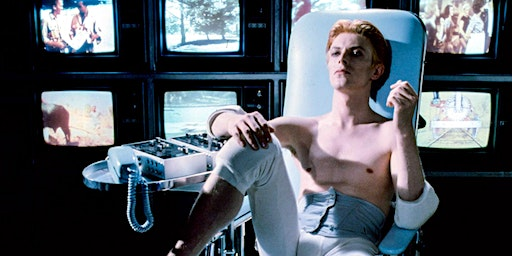 The Man Who Fell To Earth (1976 Digital) w. Little Man