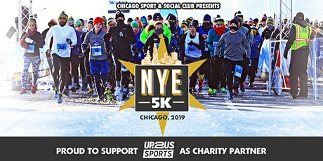 Chicago New Year's Eve 5K tickets