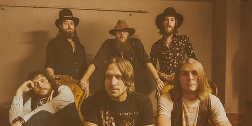 Whiskey Myers @ Ashland Armory