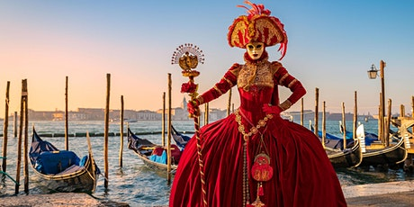 Ballet & Ball Gowns Dance Photo Workshop at the Venice Carnival biglietti