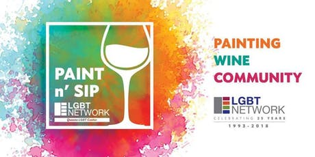 Paint n' Sip: Holiday Edition tickets