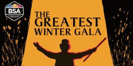 BSA Winter Gala 2020 tickets
