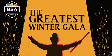 BSA Winter Gala 2020 tickets