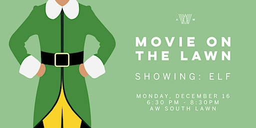 Movie on the Lawn - Elf