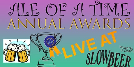 Live: AoaT Annual Awards tickets