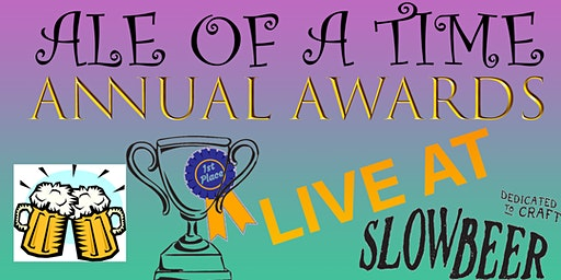 Live: AoaT Annual Awards