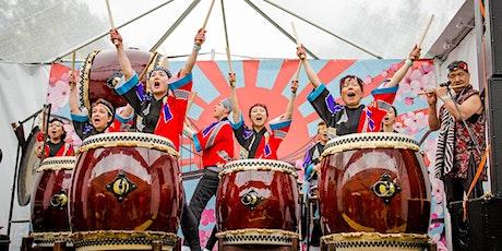 Family Workshop: Masquerade! Japanese Matsuri tickets