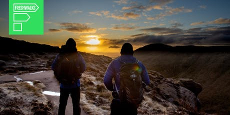 Kinder Sunrise: Freshwalks Netwalking Event tickets
