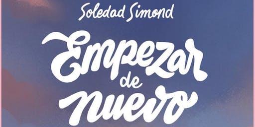 Lanzamiento Empezar de Nuevo por Sole Simond