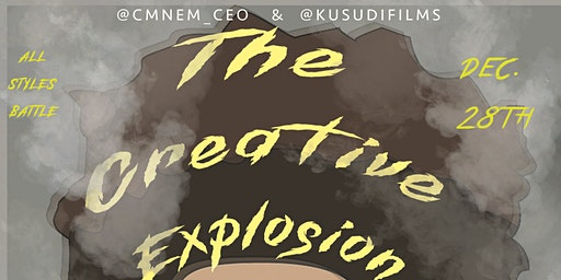 The Creative Explosion (420 edition)