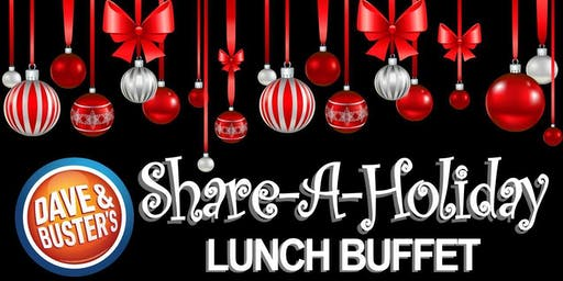 Share-A-Holiday Lunch Buffet