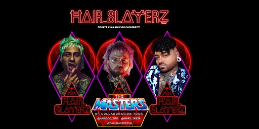 ĦΔIR_SLΔɎERẔ The Masters of Collaboration Tour - Alchemy Collective Hair Lab