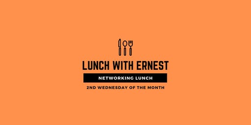 Lunch With Ernest Holiday Event 2019