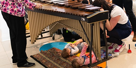 Concerteenies: Marimba (pre-crawlers) tickets