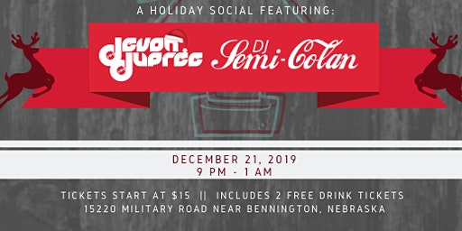Twisted Christmas: A Holiday Social