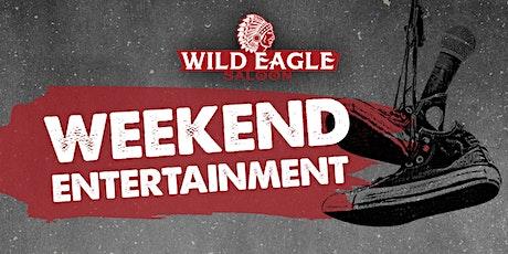 Velvet Shake at Wild Eagle Saloon tickets