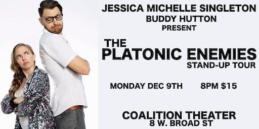 Platonic Enemies Tour // Jessica Michelle Singleton & Buddy Hutton