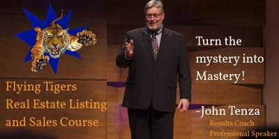 Flying Tigers with John Tenza - 6 Week Course