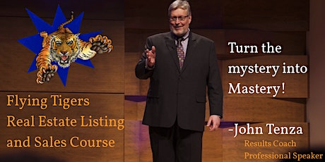 Flying Tigers with John Tenza - 6 Week Course tickets