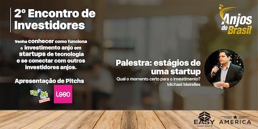 2° Encontro de Investidores Anjos - Orlando/FL