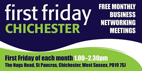 First Friday Chichester tickets