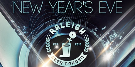 2020 New Year's Eve at the Raleigh Beer Garden tickets