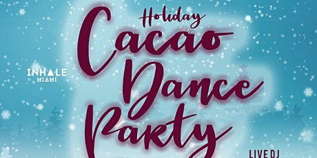 Ecstatic Cacao Experience: A Winter's Wonderland tickets