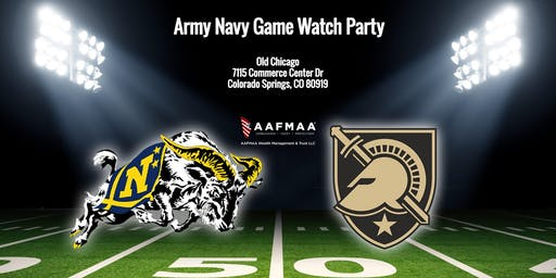 Army-Navy Football Watch Party