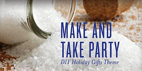 December Make & Take Workshop tickets