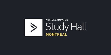 ActiveCampaign Study Hall | Montreal tickets