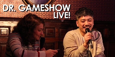 Dr. Gameshow LIVE! tickets