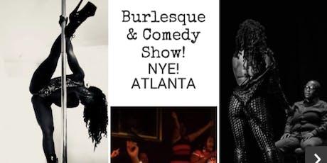 Sugar Brown: Burlesque Bad & Bougie NYE ATLANTA tickets