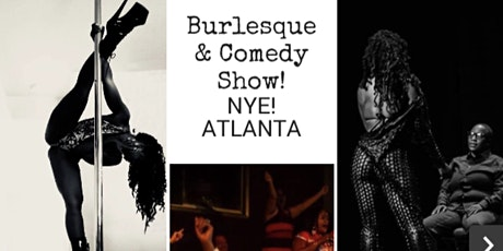 Sugar Brown: Burlesque Bad & Bougie NYE ATLANTA tickets