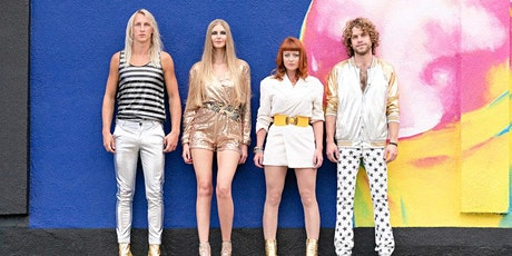 Abbarama: The  Modern ABBA Tribute Experience tickets