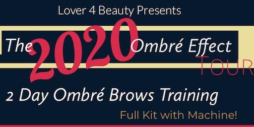 2020 Ombre' Brows Training (San Antonio, TX)