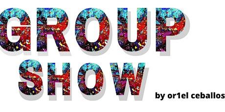 Group Art Show By An Art Key tickets