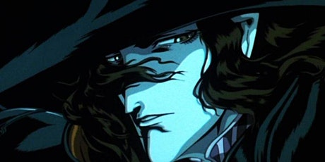 The Club Sneak Peek: the Japanese anime classic VAMPIRE HUNTER D tickets