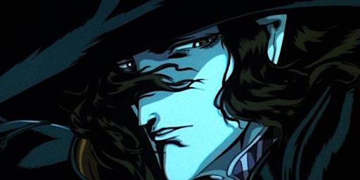The Club Sneak Peek: the Japanese anime classic VAMPIRE HUNTER D